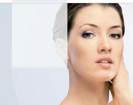 Gesichtsbehandlungen manuell Damen und Herren
