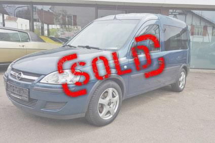 2008 - Opel Combo