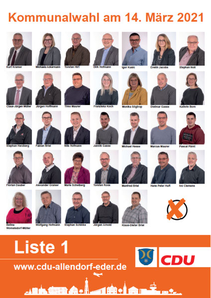 CDU Fraktion Allendorf Eder)