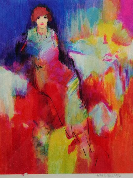 te_koop_aangeboden_een_zeefdruk_van_de_kunstenaar_arthur_bernard_1939_moderne_kunst