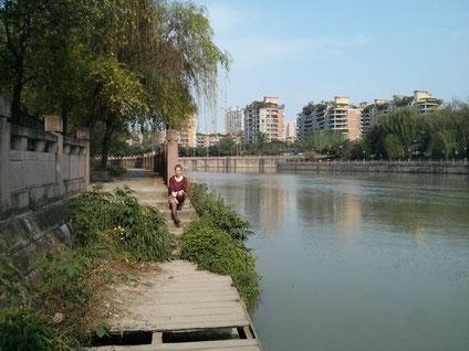 Links: schön. Rechts: Hässlich. Und was ist jetzt Chengdu?