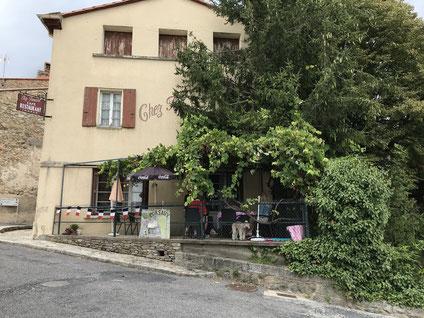 """""""Chez Françoise"""" sur les hauteurs à Corsavy"""