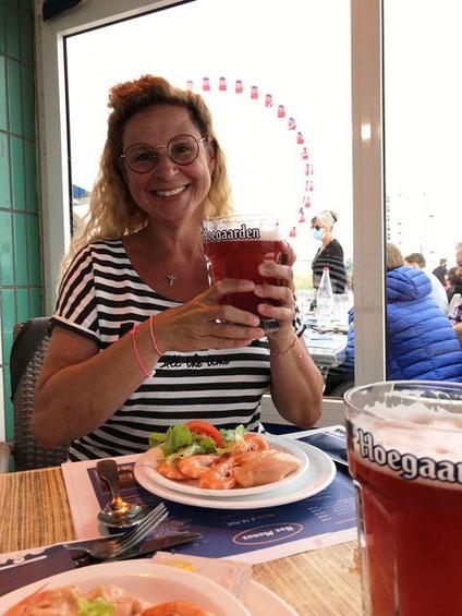 """Pause gastronomique à """"La Plage"""" de Berck-sur-Mer"""