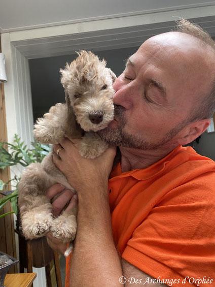 Papa Romain m'adore  !