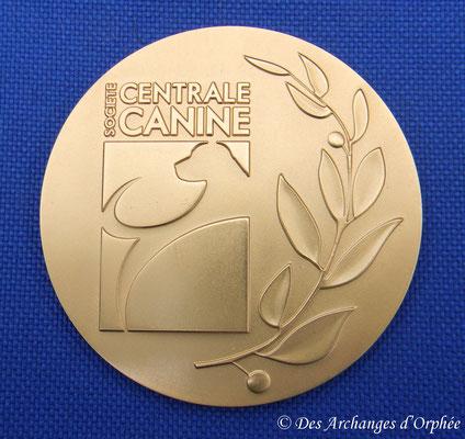Médaille d'Olga.