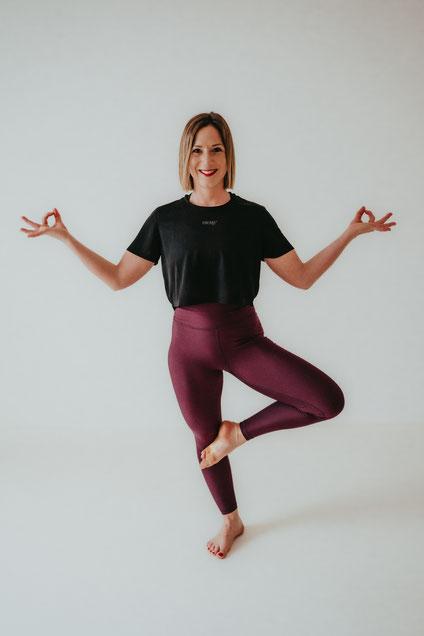 Coach Instructor Tanz Gesundheit Kursleiterin Dance Sandra Burdet