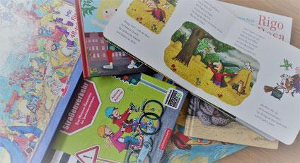 Wer früh liest, wird später schlau. Foto: Franziska Craney/STA.F.F.