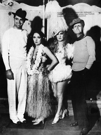 Mid 1930s; Hollywood. Courtesy of Will Graham
