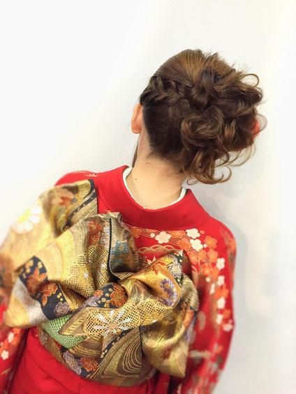 横浜・日吉・菊名・美容室☆女性の笑顔を作る専門家☆美容家 奥条勇紀 自分の作るヘアセットは何系だ??