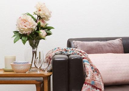 Wohnräume gestalten mit Elke Seidel