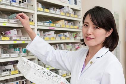 薬剤師(中途採用)