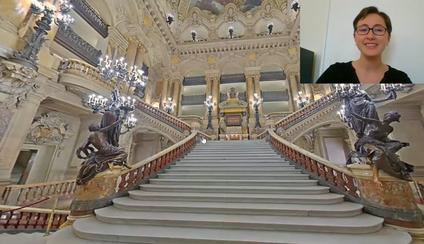 visite virtuelle Opéra Garnier paris