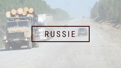VOYAGE CAMION RUSSIE