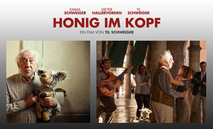 Honig im Kopf - Barefoot Films 2014