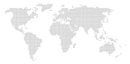 Map monde KKI