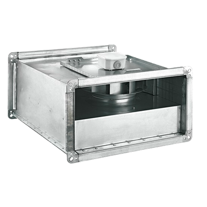 вентилятор bdkf,  канальный вентилятор для прямоугольный каналов, прямоугольный канальный вентилятор