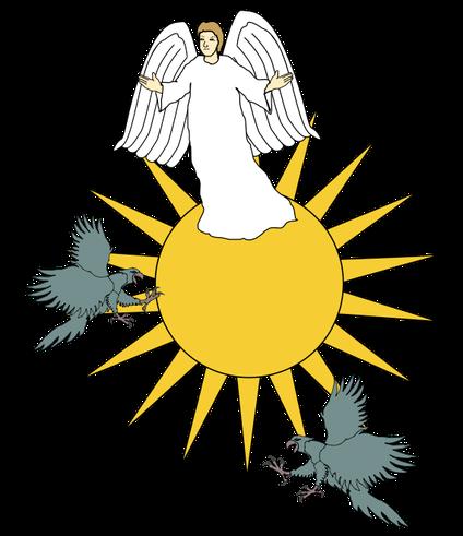 Les armées célestes montées sur des chevaux blancs ont suivi Jésus, le Roi des rois et Seigneur des seigneurs. Maintenant, un ange debout dans le soleil lance une invitation bien macabre ! Venez, rassemblez-vous pour le grand festin de Dieu ...