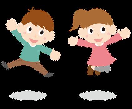学童のコミュニケーション力 イメージ