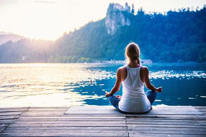 Yoga Übungen, Yoga Kurs, Meditation, Entspannung