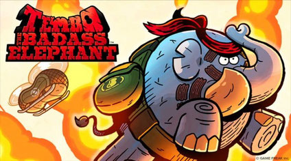 Tembo - The Badass Elephant
