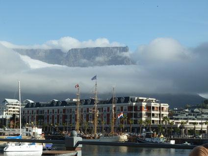 Abschied von Cape Town