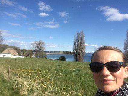Anja Mittag arbejder hos Siemens og elsker naturen og at være udenfor – med mine familie, at cykle og til fods – altid at se noget nyt.  Anja har været kursist hos mig (nu via skype) siden januar 2020