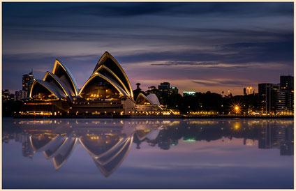 Opera,Australia,Sydney,Opernhaus,Australien,Sydney Harbour,Sydney Skyline, Reisebericht Sydney, Reisebericht Australien, Kirribilli Sunset