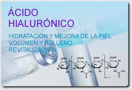 Acido hialuronico Mallorca