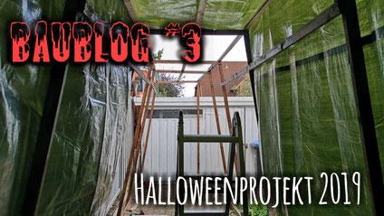 Baublog 4 - Halloweenhaus Lüneburg , Deutsch Evern