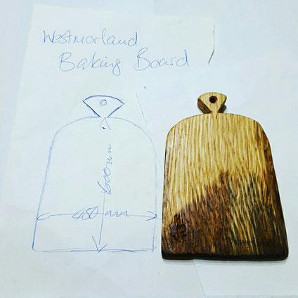 Westmoreland pastry board