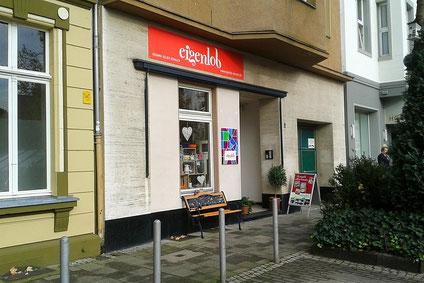 Eigenlob in Düsseldorf-Friedrichstadt