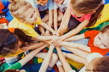 Die große Besonderheit der Reggio-Pädagogik ist die neue pädagogische Denkweise.