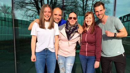 Frühlings-Teammeister 2019 - Jumping Speeders Basel