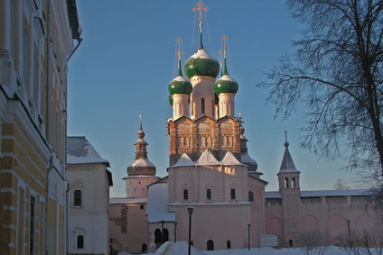 Rostow Weliki Kreml Winter