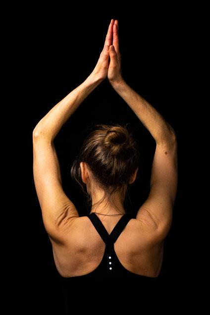 Andrea Hache Personal Yoga Training Heidelberg Neckargemünd