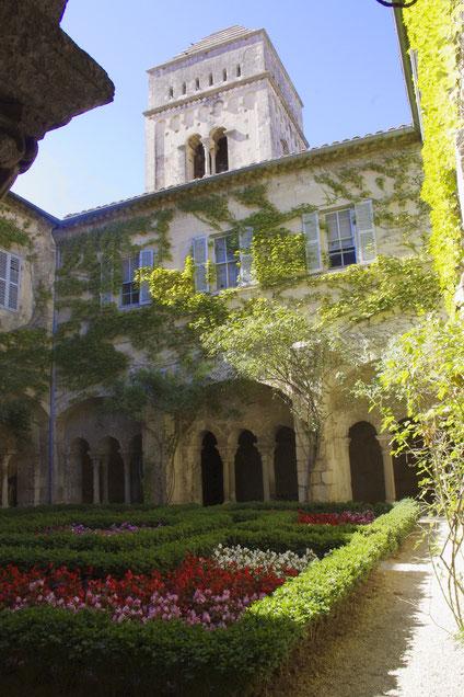 Saint-remy-de-Provence, saint paul de Mausole