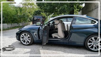 nettoyage auto intérieur