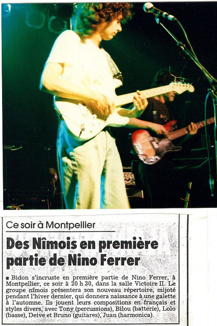 Laurent Reverte mai 1995