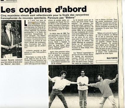 Laurent Reverte 1990