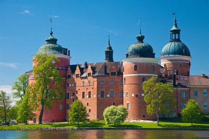 Schloss Gripsholm, Bild: iStock, OlgaMiltsova