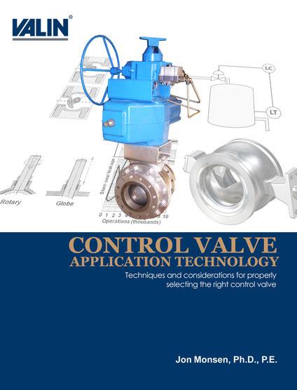 Control Valve Books - Control Valve Application Tools