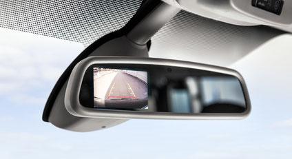 Fiat Talento bei Strasser Transport und Business Center - erhältlich mit Rückfahrkamera und Anzeige im Innenspiegel