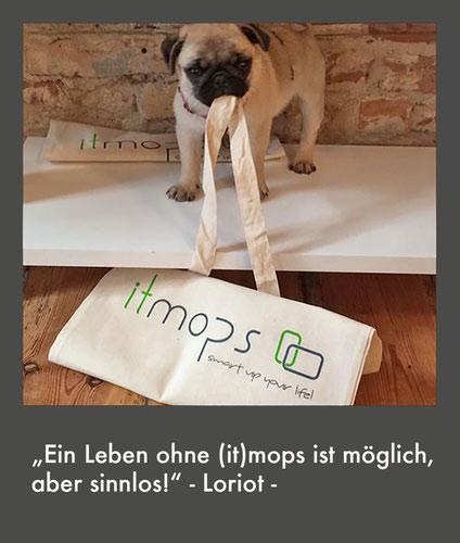 Der itmops empfiehlt: Geprüfte iPhones und iPads mit einem Jahr Garantie - 2x in Berlin!