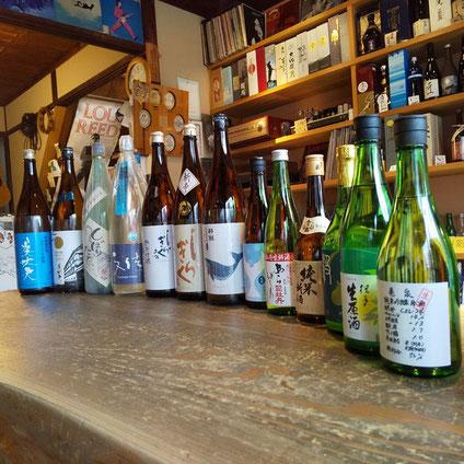 高知の新酒 地酒