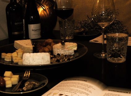 Welke hapjes bij wijnproeverij
