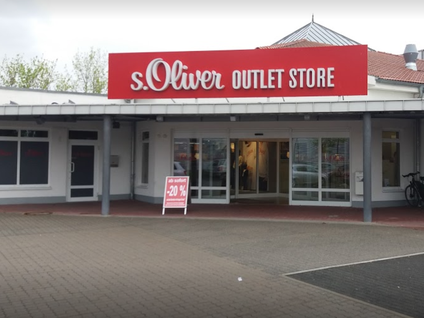 S. Oliver Outlet in Schwarzach