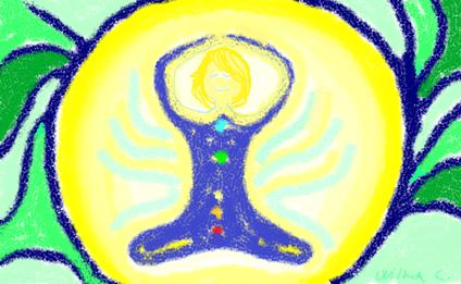 7a passeggiata - Meditazione del sorriso di Wilma Camatti