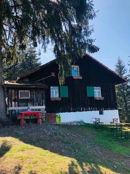 Alpe Müller`s Berg Rettenberg