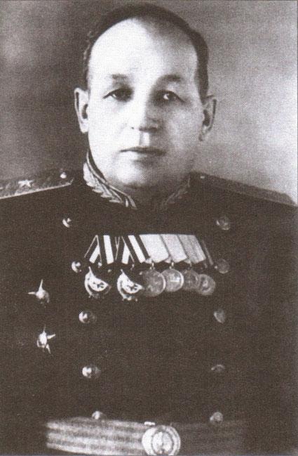 Иванов Иона Иванович