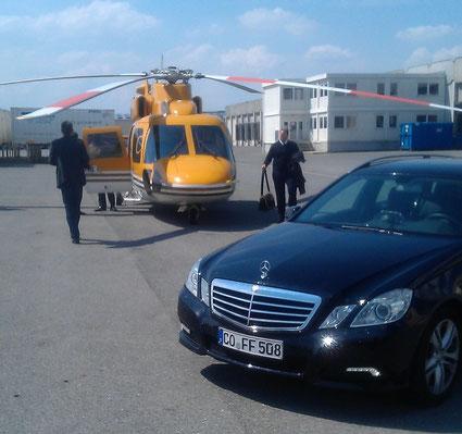 Chauffeur Dienst Taxi Gabriel